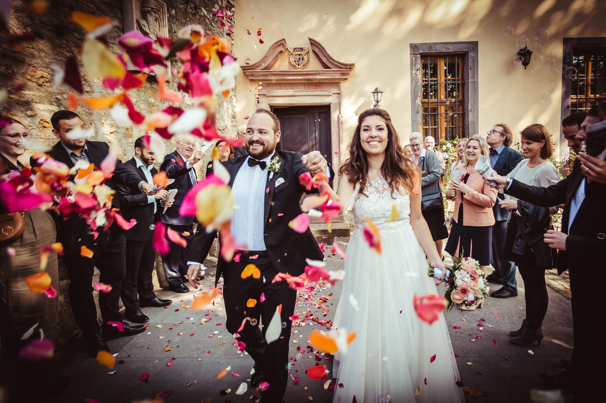 Hochzeitsfotograf Eltville – Burg Eltville und Schloss Johannisberg