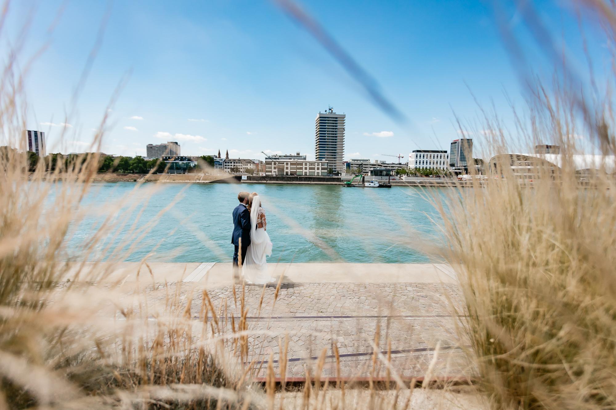 Hochzeitsfotograf Mannheim – Hochzeit im Speicher 7